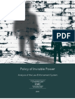 Policy of Invisible Power