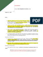 De Leon v. Esguerra [Autonomy of Barangays]