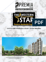 Premia Western Star Unit Plan 3d