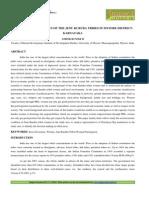 11.Hum- Socio Economic Status of the Jenu Kuruba Tribes in -Ashok Kumar H
