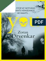 YOU by Zoran Drvenkar - Chapter 1