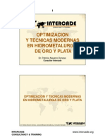 TECNICAS HIDROMETALURGIA parte1