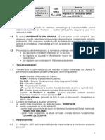 Structura Lucrare Licenta Universitatea oradea IMT 2015
