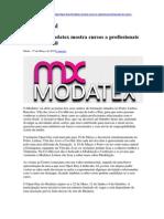 17 Março 2015 Site VerPortugal_Open Day Modatex Mostra Cursos a Profissionais Do Sector Têxtil