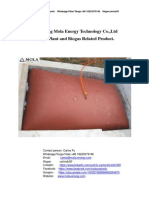 Mola Energy Biogas Plant and Biogas Related Product.