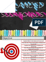 Balanced Scorecards Demo