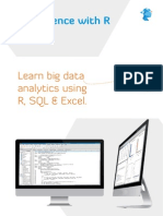 Data Science With R by Jigsaw Academy