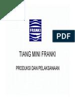 Mini Franki Casting and Driving