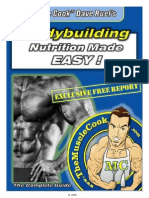 68463162 Bodybuilding Nutrition Made Easy