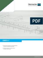 Linija Za Proizvodnju PUR Sendvič Panela