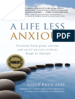 A life less anxious