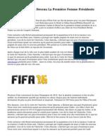 Dilma Rousseff Est Devenu La Premi?re Femme Pr?sidente Du Br?sil
