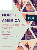 North America Package Testing Market –by Primary Packaging Material Packaging Services Countries and Vendors