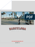The Best Barcelona Segway Tours