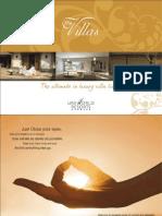 Villas Gurgaon Brochure