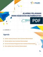 Awan Kesehatan Muhammadiyah by Indihealth