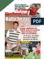 LE BUTEUR PDF du 16/02/2010