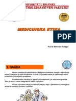 Medicinska etika - prezentacija