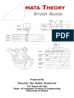 Automata Study Guide