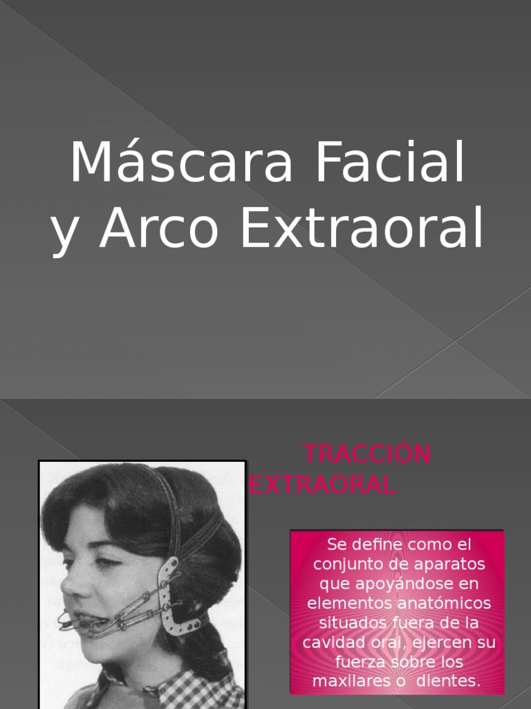 Mascara Facial Ortodoncia Epub Download