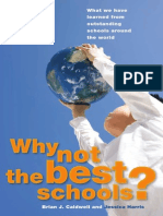 Brian J. Caldwell, Jessica Harris-Why Not the Best Schools_-Acer Press (2008)