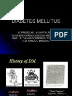 Kuliah Diabetes Mellitus