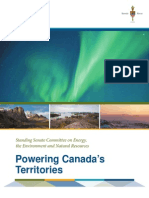 Powering Canada's Territories