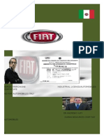 Fiat Automobiles Italy Doc Mr Satpathy