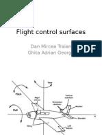 Flight Control Surfaces