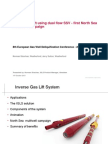 Inverse Gas Life Using Dual Flow Ssv - North Sea