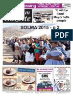 Platinum Gazette 19 June 2015