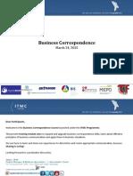 Business Correspondence 02