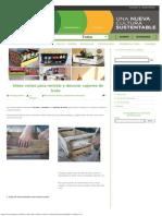 Ideas Varias Para Reciclar y Decorar Cajones de Fruta _ La Bioguía