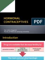 Hormonal Contraceptive