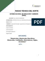 Ica Deber 1 Informe