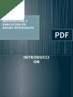 RECOLECCION Y EVACUCION DE AGUAS RESIDUALES pdf.pptx