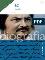 Balzac - Biografia - François Taillandier
