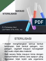 P-2 Arti Dan Maksud Sterilisasi