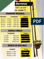 Barrenos