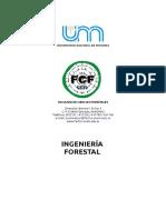 Ingenieria Forestal unam