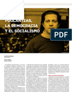 Poulantzas, La Democracia y El Socialismo IDZ