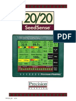 SeedSense Operators Manual