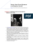 Primer Gobierno Juan Peron Resumen Gobierno de Ramirez Farrell.doc