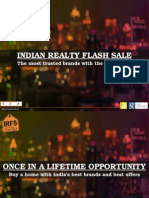 Indian Realty Flash Sale(IRFS) - Developers and Projects from Pune