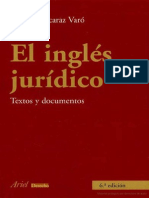 El Ingles Juridico