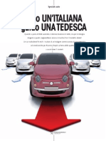 Sondaggio auto Manageritalia