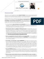 João Paulo Lordelo _ Dicas de Estudo