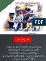 PRIMEIROS SOCORROS PDF