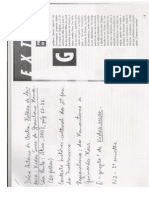 Roteiro de Leitura Vidas Secas - Dácio Antônio