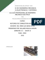 motores informe
